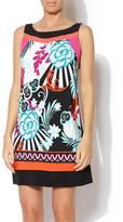 Joseph Ribkoff Flower Tunic Dress