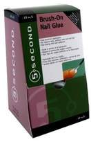 IBD 5 Second Nail Glue Professional (12 Pieces)