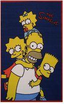 The Simpsons Fun rugs homer & kids rug