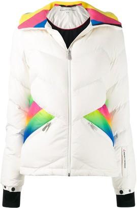 Perfect Moment Apres Duvet puffer jacket