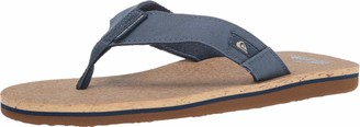 Quiksilver Men's Molokai Abyss Cork Sandal