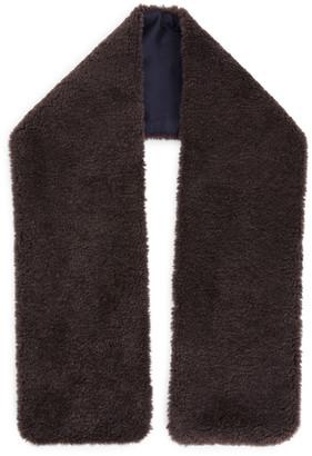 Arket Wool Pile Scarf