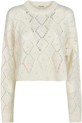 Miu Miu Knitted Sweater