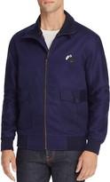 Barney Cools Blue Toucan Flight Jacket