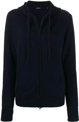 Aspesi zip hooded cardigan