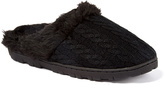 Black Irenka Slipper - Women