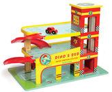 Le Toy Van NEW Dino's Red Garage