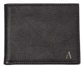 Cathy's Concepts Women's Monogram Bifold Wallet - Black