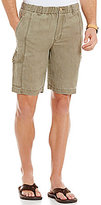 Tommy Bahama Linen The Dream Cargo Shorts