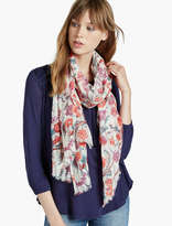 Lucky Brand Rosewood Printed Scarf