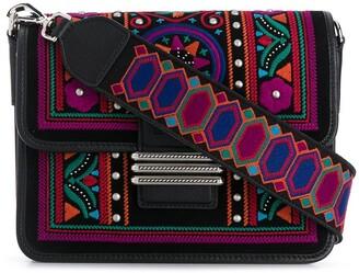 Etro Embroidered Design Shoulder Bag