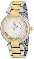 Jivago Celebrate Collection JV1613 Women's Analog Watch with Diamond Accents