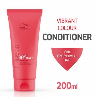 Wella Professionals Care Wella Professionals Invigo Color Brilliance Vibrant Color Conditioner for Fine Hair 200ml