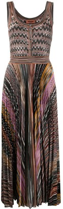 Missoni Fine Knit Midi Dress