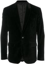 Dondup buttoned blazer - men - Cotton/Polyester/Viscose - 48