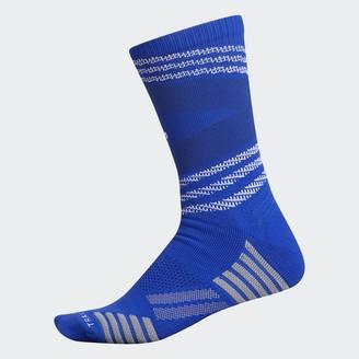 adidas Speed Mesh Team Crew Socks