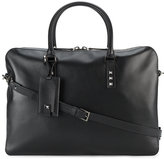 Valentino Rockstud briefcase - men - Leather - One Size