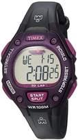 Timex Women's 'Ironman Classic 30' Quartz Resin Sport Watch, Color:Black (Model: TWH2Z82109J)