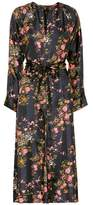 Isabel Marant Olympia floral-printed silk dress