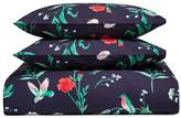 Kate Spade Hummingbird Duvet Cover Set, Twin