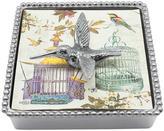 Mariposa Hummingbird Napkin Box