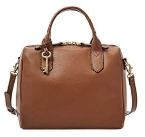 Fossil Fiona Leather Satchel