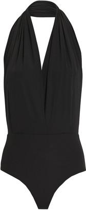 Wolford Honey Breeze Stretch Jersey Bodysuit