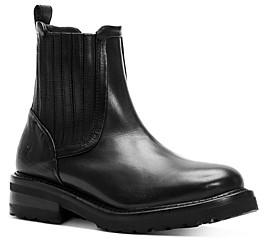 Frye Women's Ella Leather Chelsea Boots