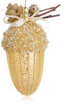 Kurt Adler Metallic Acorn Ornament