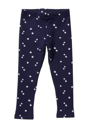 Joe Fresh Star Print Leggings (Little Girls)