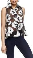 Lovan M Mayen Flowers Shirt