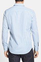 HUGO BOSS 'Ronny' Slim Fit Plaid Sport Shirt
