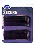 Goody Fast Black Rollers #820J (6-Pack)