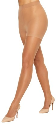 Hanes Silk Reflections Reinforced Toe Control Top Pantyhose