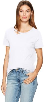 n:philanthropy n: PHILANTHROPY Women's Harlow Casual Short Sleeve Tee Shirt