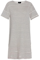 A.P.C. Cotton-blend t-shirt dress