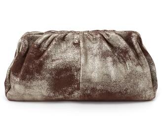 Hobo Angela Leather Clutch