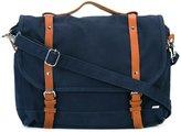 SANDQVIST 'Izzy' shoulder bag - unisex - Cotton/Leather - One Size