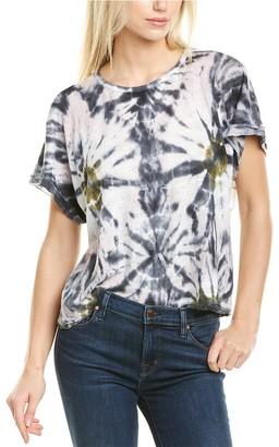 Young Fabulous & Broke Cleo Linen T-Shirt