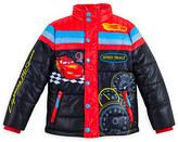 Disney Lightning McQueen Winter Jacket for Boys
