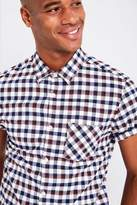 Jack Wills Stableton Short Sleeve Check Shirt