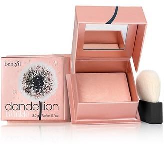 Benefit Cosmetics Dandelion Twinkle Soft Highlighter