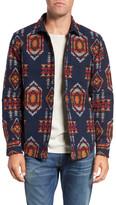 Bonobos &Sunday& Trim Fit Jacquard Shirt Jacket