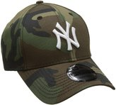 New Era MLB League Essential 9Forty Curve Cap ~ New York Yankees