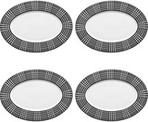Eichholtz Bergdorf Oval Plate - Set Of 4
