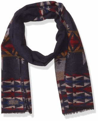 Pendleton Women's Jacquard Cold Weather Scarf