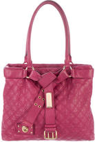 Marc Jacobs Quilted Kari Tote