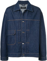 Raf Simons boxy jacket