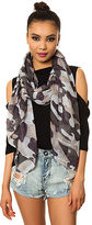 Camo *MKL Accessories The Fifty Shades of Scarf