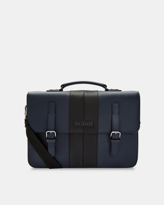 Ted Baker Twill Satchel